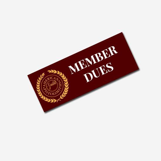 APG Member Dues - 2019